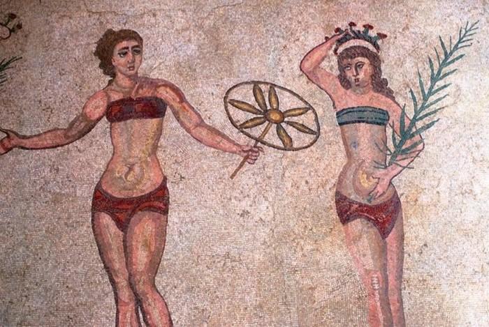 Малоизвестные факты о женщинах Древнего Рима.