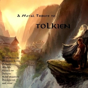 A Metal Tribute To Tolkien -  Various Artists - 2014 (Disk 1)